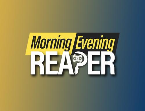 Morning Evening Reaper
