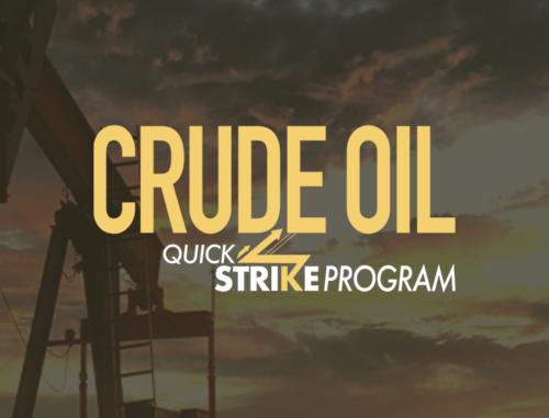 Crude Oil (CL) Quick Strike