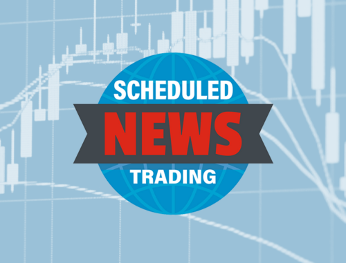 Scheduled News Trading